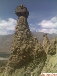 Манораҳои табии дар пуштаи Вишхарвак
