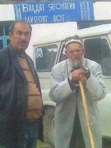 Доктор Маҳмад ва Бобои Пирумшо