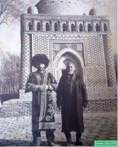 Ҳоҷишерзод дар Бухоро