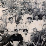 Омӯзгору хонандагони мактаби №1-и Қалъаи Хум, соли 1960